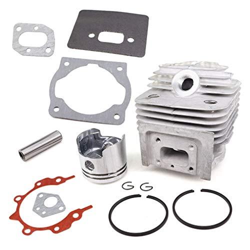 AISEN 44mm Zylinder & Kolben Dichtung für Zipper ZI-MOS145G / ZI-MOS152 / MOS911 Motorsense Freischneider
