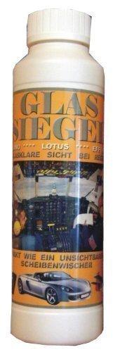 Wellness & Care Glas-Siegel mit Nano & Lotus Effekt aus TV Werbung 250ml