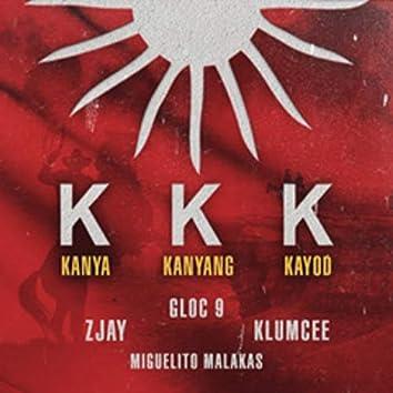 KKK (Kanya Kanyang Kayod) [feat. Zjay, Miguelito Malakas, DJ Klumcee]