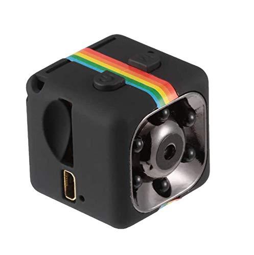 Mini Telecamera Spia Nascosta, Premewish Full HD 1080P/ 720P Portatile Micro Spy Cam con Visione Notturna Sensore di Movimento Senza Fili Piccola Videocamera di Sorveglianza per Esterno/Interno