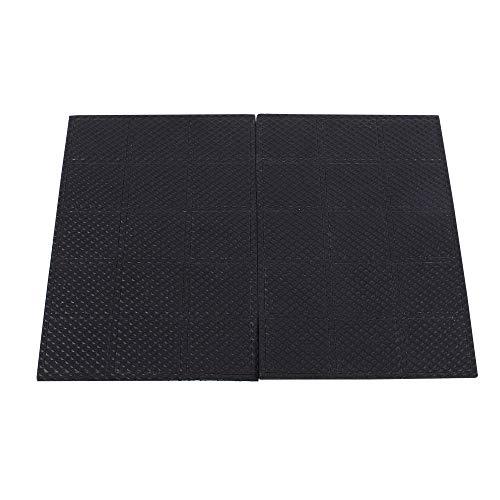 Protector de piso Almohadillas de goma, autoadhesivas TRP Silla de goma Almohadillas de goma Mesa Almohadillas de goma para muebles para superficie de escritorio