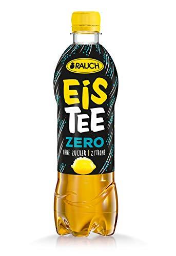 RAUCH Eistee Zero Zitrone, 12 x 500 ml