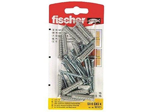 FISCHER 090895 - Blister taco nylon SX 10x50 SK NV