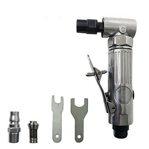 El ángulo del aire muere la amoladora neumática de 90 grados de las herramientas del pulidor
