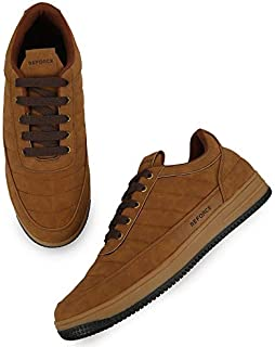 Reforce Tan Sneaker, Casual Shoes, Sports Sneaker, Boot, Sneaker and Loafer Shoes for Men