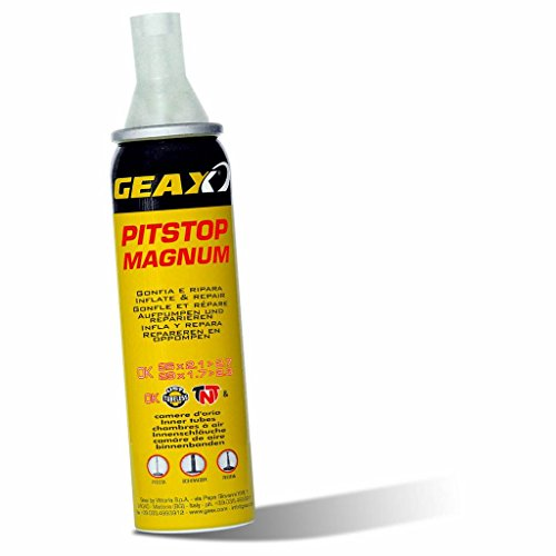 Spray Pannenreparatur Reifen Fülldruck BTT MTB in 40sec Vittoria GEAX PIT STOP m