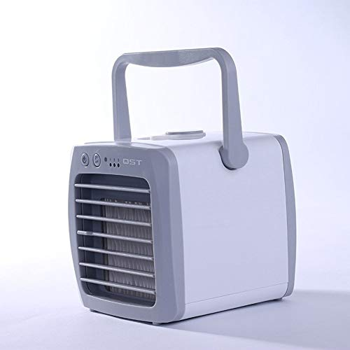 LYDIANZI Mobiles klimaanlage Portable USB Mini Luftkühler Klimaanlage for Camping Car Zimmer, Kleines Befeuchten kühler Klimaanlagen-Ventilator Cube Indoor & Outdoor