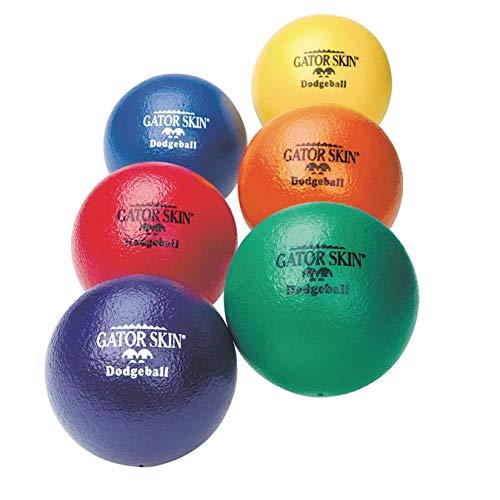 S&S Worldwide Gator Skin Dodgeballs (set of 6) by S&S Worldwide
