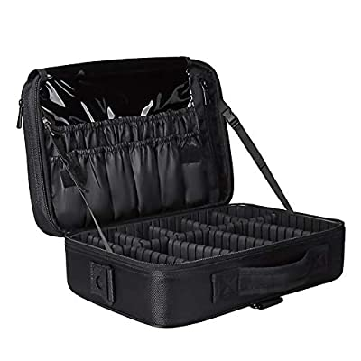 Travel Makeup Train Case