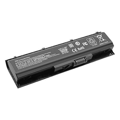 Exmate 62Wh Laptop-Akku PA06 für HP Omen 17-w000 Pavilion 17-ab000 17-ab200 17t-ab200 17-ab300 17-ab400 849571-221 849571-241 849571-251 849911-850 HQ-TRE HSTNN-DB7K PA06062 TPN-Q174
