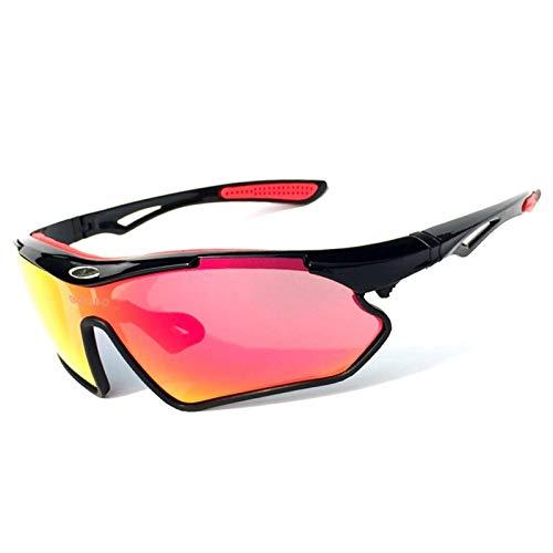 N-B Gafas De Ciclismo Polarizadas Hombre Uv400 MTB Gafas Deportivas Bicicleta Ciclismo Gafas De Sol Gafas De Pesca