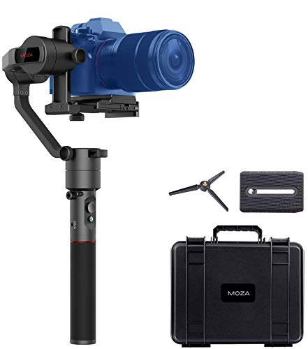 MOZA Aircross 3-Axis Gimbal portatile ultra-leggero Telecamera portatile...