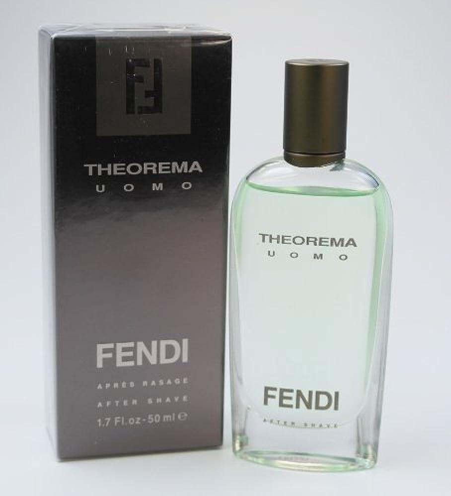Fendi theorema, after shave per uomo, 50 ml rhwrhz
