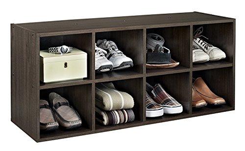 ClosetMaid 5081 Shoe Station, Espresso