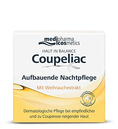 Coupeliac Aufbauende Nachtpflege 50ml mit Weihrauchextrakt