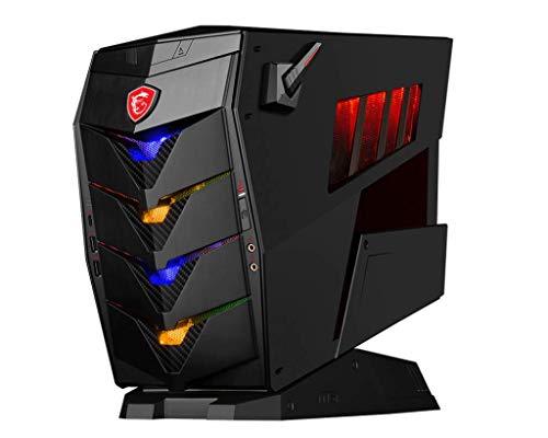 MSI Aegis 3 Plus 8RG-232US Enthusiast Gaming PC GTX 1070Ti 8G Core i7-8700 16GB RAM 256GB SSD + 2TB HDD Win 10 Home (Renewed)