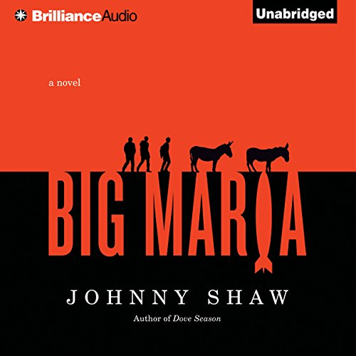 Big Maria audiobook cover art