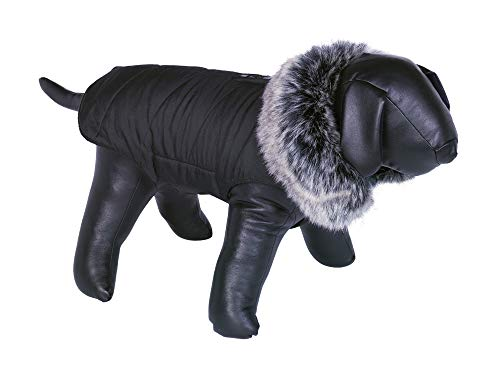 Nobby 65275 Hundemantel ADUA schwarz, 26 cm