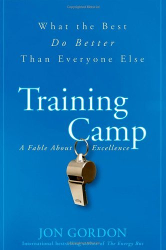Training Camp by Gordon, Jon [Hardcover]