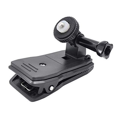 Timagebreze Clip per Borsa Supporto per Zaino per Action Cam HDR AS20 AS15 AS100V AS30V AZ1 AS200V FDR-X1000V Accessori Aee