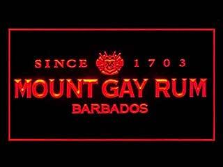 Mount Gay Rum Barbados Bar Pub Led Light Sign