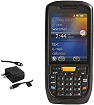 Motorola Zebra MC45 Mobile Computer - Wi-Fi, 3G, Bluetooth, GPS, 1D Laser Scanner, 3.2MP Camera, WEHH 6.5, 256MB/1G, Numeric Key, IF Cable Not Included (1