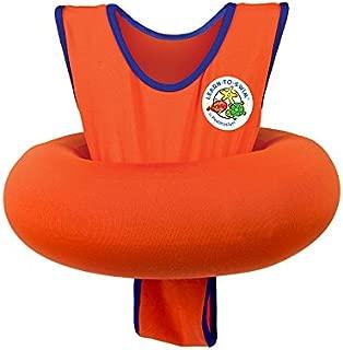 Orange Learn to Swim Children's Swimming Beginner Tube Trainer