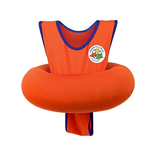 Orange Learn to Swim Children's Swimming Beginner Tube Trainer
