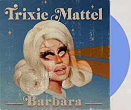 Barbara - Exclusive Limited Edition Transparent Sky Blue Colored Vinyl LP (Only 1000 Copies Pressed)
