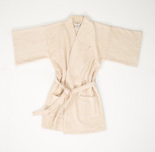 Devota&Lomba Albornoz Kimono Beige Unica