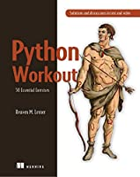 Python Workout: 50 Essential Exercises Front Cover