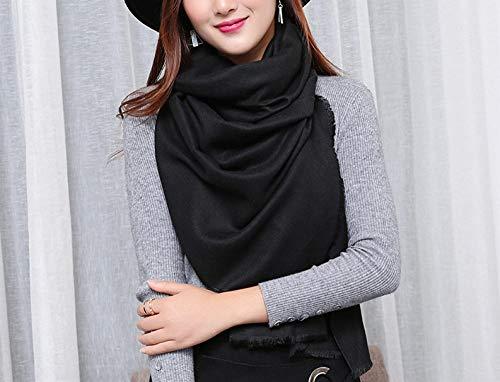 WNFDH sjaal 2019 Nieuwste herfst winter sjaals en sjaals kwastjes Vrouwen Mode Sjaal Zachte katoenen sjaals