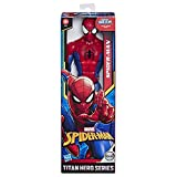 Spider-Man Marvel Titan Hero Series 12-Inch-Scale Super Hero Action Figure Toy