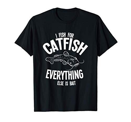 Pesca De Bagre Peces Para Bagre Todo Lo Demás Cebo Regalo Camiseta