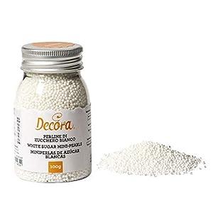 Decora Mini Perlas De Azucar Blanco 100 g