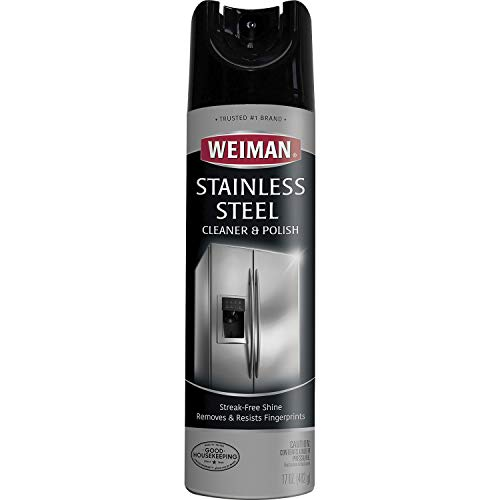 Weiman Stainless Steel Cleaner and Polish Now $3.99