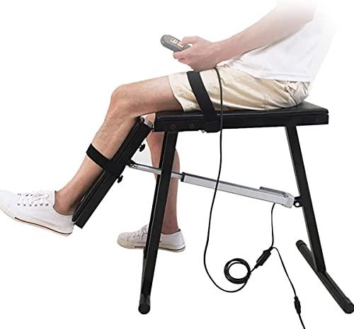 XJYDS Pierna eléctrica Entrenamiento y rehabilitación Orthotics, fractura ortopédica Restauración con control remoto, dispositivo de rehabilitación de entrenamiento para la disfunción de la pierna y f