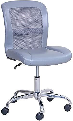 Silla Giratoria de Oficina Silla Silla de oficina de escritorio silla ergonómica acoplamiento del eslabón giratorio de tareas, perforada giratoria Silla de oficina, silla giratoria de oficina de escri