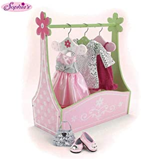 doll clothes rack pattern