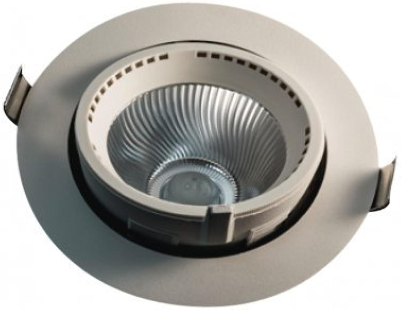 Alverlamp ldf20cb30–neigbar Einbauleuchte Spot Light Rund LED retail 20W 3000K