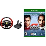 Thrustmaster Ferrari 458 Spider Racing Wheel for Xbox One & F1 2019 Anniversary Edition - Xbox One