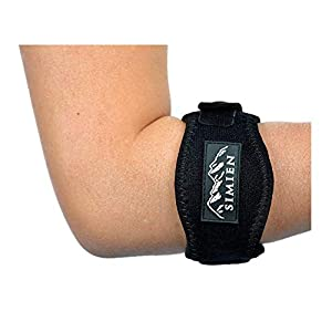 """&#10004 BONUS ITEM & FREE PRODUCT: You will receive a bonus sweat wristband with your order as well as an E-book entitled """"Addressing Tennis Elbow Pain"""". The E-book will give you INSTRUCTIONS on how to use our product, the tools and knowledge to addr..."""