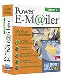 Power Emailer V4 + High Impact Email Professional V4 -