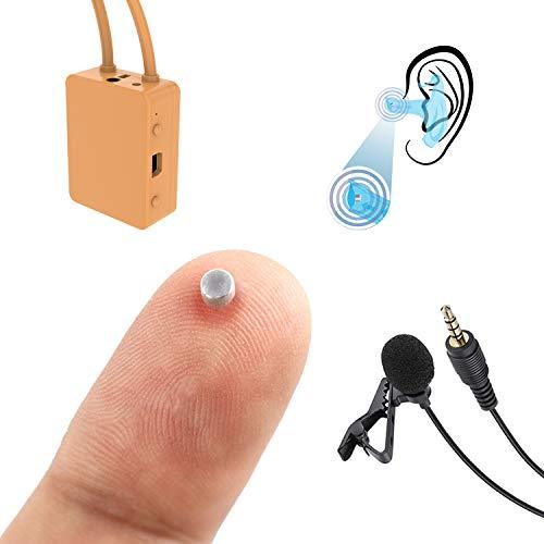 Pinganillos PingaOculto Nano Auriculares Exámenes (Nano V5)