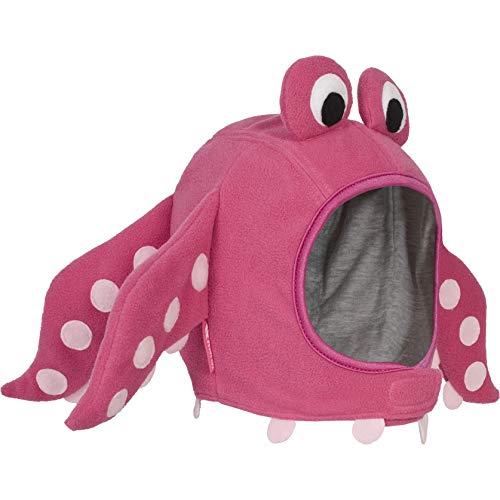 Trespass - Cagoule Octopus - Enfant (8-10 Ans) (Rose)