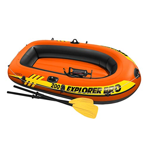 Intex Explorer Pro 200 Boat Set