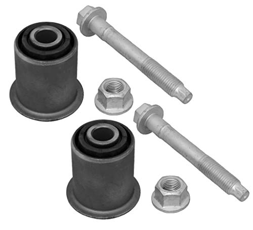 Pair Set of 2 Front Lower Arm At Strut Fork KYB Control Arm Bushings For Dodge Ram 1500 4WD