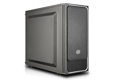 Cooler Master MasterBox E500L Silber PC-Gehäuse, Midi-Tower, ATX