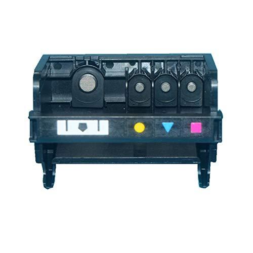 Logo Piezas de la Impresora 4 Color del Cabezal de impresión en Forma for HP Photosmart B109a en...