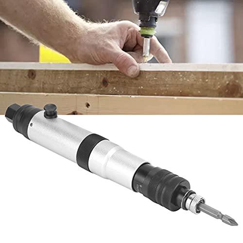 Destornillador eléctrico, destornillador neumático Herramienta de apriete neumático para placas de circuitos eléctricos y reparaciones de electrodomésticos(American)